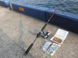 ガシラとエビ撒き釣りのお話など