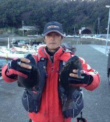 親周辺は釣れてます(^_-)-☆萩尾フカセ釣果