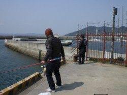 須磨ヨットハーバーに行ってまいりました
