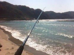 竹野港 穴釣りでガシラ・アイナメ・ソイなど 日本海での初釣り♪
