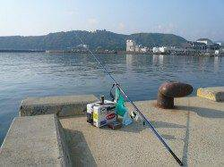 洲本 投げ釣りでキス〜22cm7匹 淡路島のキスもシーズンイン