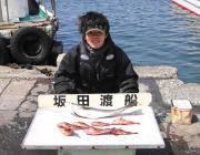 黒島の筏 バイブレーションでスズキ&ガシラ