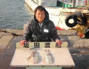 黒島の磯  ヤエンでアオリイカ・ウキ釣りでヒラメ