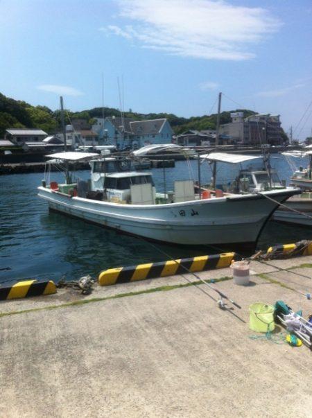 加太漁港もイワシの回遊が本格化か!?加太RT