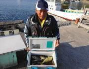 黒島の磯 アイゴが好釣60匹