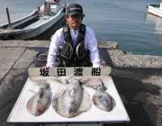 黒島の磯 ヤエンでアオリイカ〜2.4kgの釣果