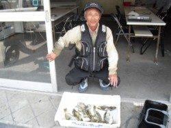 カノクビ磯でフカセ、アイゴやマルハゲの釣果☆