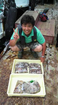 岸和田一文字 タコの数釣り楽しめますよ!