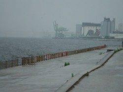 【雨でも釣り出来ます♪】南芦屋浜