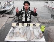 黒島の磯のヤエン釣り 2.2kgまでを5ハイゲット♪