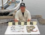 黒島の筏 アオリイカ・カワハギ・アイゴ・ゴマサバなど