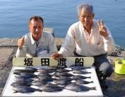 黒島の磯グレ、活性上がってます♪