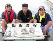黒島の磯&筏 アオリイカとシイラをキャッチ