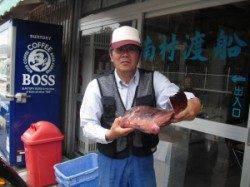 寒鯛 56cm ★大磯でのフカセ釣り★