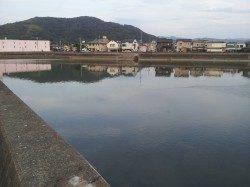 和歌川河口 夕方のチニングでチヌゲット!