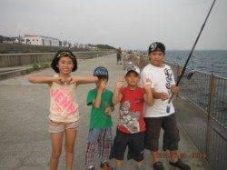【サビキ好調♪連日釣れてます!】南芦屋浜