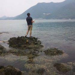 舞鶴東部エリア、ランガンでアコウ/ガシラ釣り