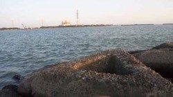 南塩谷 上げ潮狙いのフカセ釣りでチヌ〜31cm3尾
