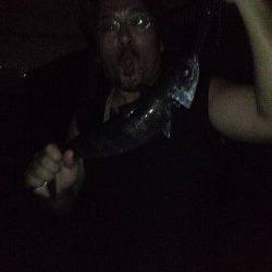 アジュール舞子、ウキ釣りでナイスサイズのサバ!