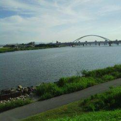 淀川河口、ぶっこみでキビレ狙いでしたが…