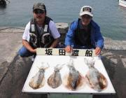 【2日】黒島の磯・筏でのアオリイカ釣果