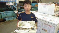 天神崎のフカセ釣りでヘダイ・チヌ