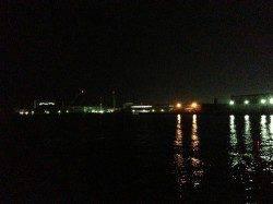 兵庫突堤 22時〜1時のアジングでサバがヒット