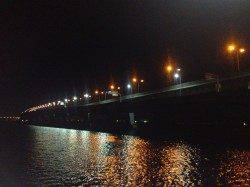 西宮浜、深夜のウキ釣り、最大40cmのチヌの釣果