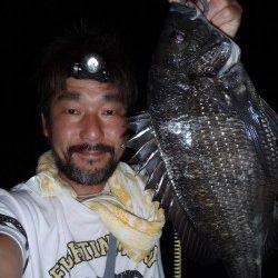 大阪南港 チニングでキビレ〜40cm10枚&チヌ44cm
