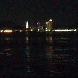 戸坂・塩津漁港 夜のエギングでケンサキがヒット