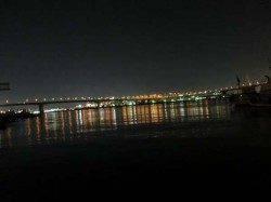 淀川河口 ワームとスプリットシンカーにガシラがヒット