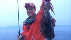 千田漁港周辺でエギング〜作戦通りで楽しい釣行でした