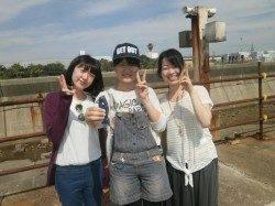 大阪南港魚つり園サビキ釣りでアジ・サバ・サッパ