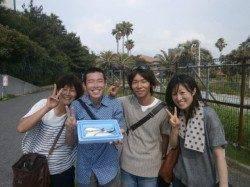 サビキ釣りでアジ・サバ・サッパ、カタクチイワシも少々 大阪南港魚つり園