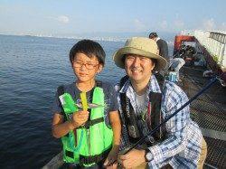 クーラー満タン!尼崎市立魚つり公園でサビキ釣り