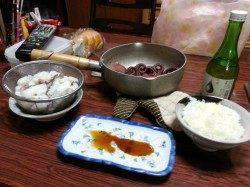 林崎でタコエギ★おいしいタコを釣り上げました★