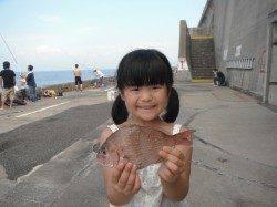 【27日】和歌山北港魚つり公園の釣果