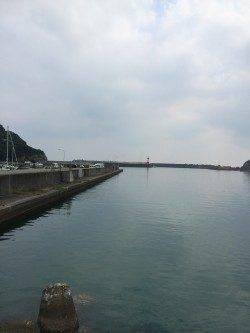 串本・有田漁港でジグをキャスト〜シオがヒットしました!