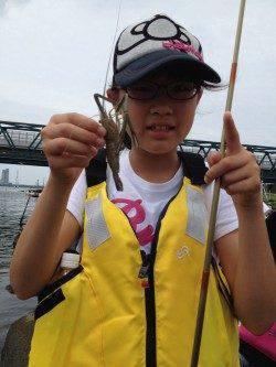 淀川河口 朝8時から昼までの釣行で、テナガエビ15匹☆サイトでも楽しめる