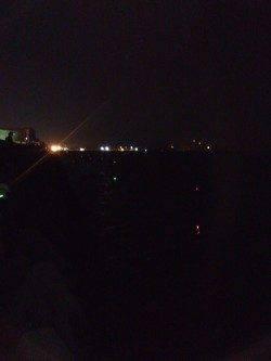 助松埠頭 大勢のタチウオ狙いの中でのワインド釣行