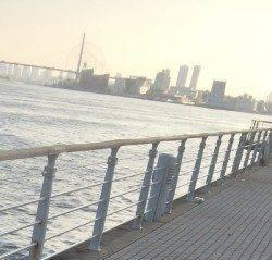 大阪南港 メタルジグ&バイブレーションでタチウオ&サゴシ