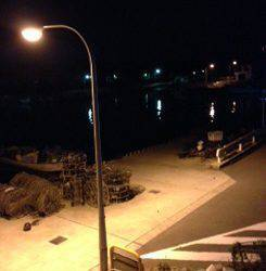 谷川漁港 アジング釣行も渋い釣果に