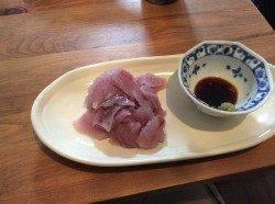 岸和田一文字のカーブ、大阪側にてサビキでアジ入れ食い