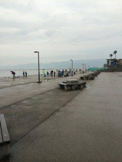 鳴尾浜 ワインドでタチウオ、明るくなり始めた6時過ぎにHIT