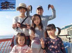 平磯海釣り公園 ウキ釣りでガシラ・メバルの釣果