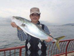 【26日】平磯海づり公園の釣果〜メジロ71cm☆
