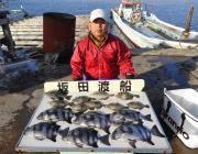 黒島の磯 イシダイの釣果出てます。