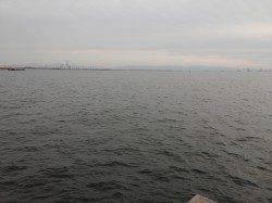 武庫川河口周辺 フカセで大チヌ53cm&45cm よく引いてくれました!