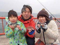 神戸市立平磯海づり公園 ファミリーフィッシングでメバルとコダイ