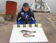 黒島の筏・黒島の磯で良型チヌの釣果